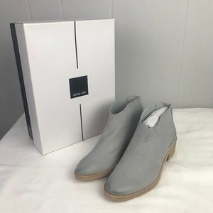 Dolce Vita | Size 6. Towne Gray Bootie Ice Blue